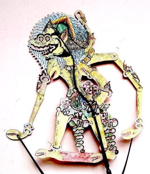 Gambar Kapi Yuyu Kingkin, diambil dari http://wayang.files.wordpress ...
