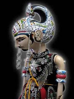 Arjuna Wayang Indonesia