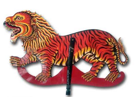 Hewan Harimau