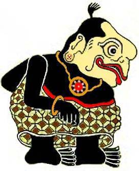 bagong bawor cepot wayang indonesia bagong bawor cepot wayang indonesia