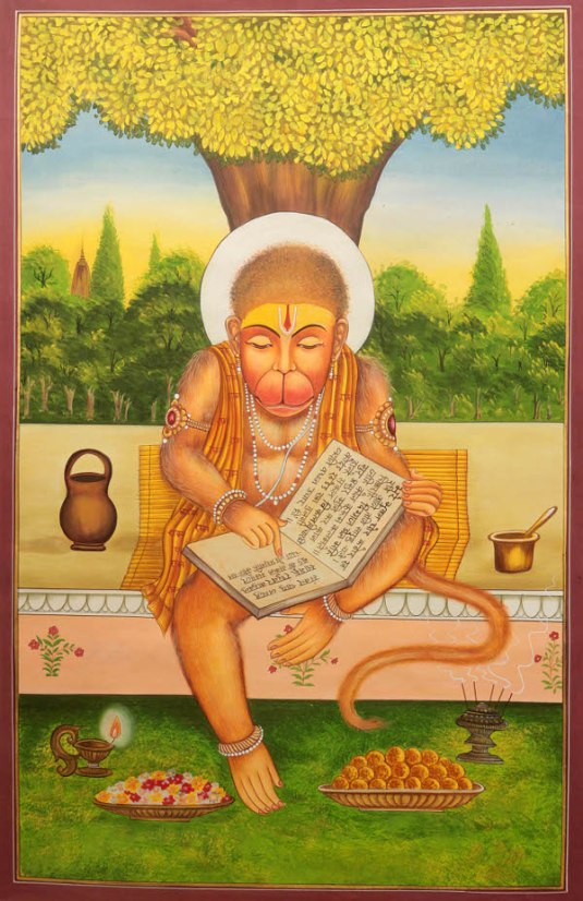 Hanuman-Recites-The-Ramayana (1)